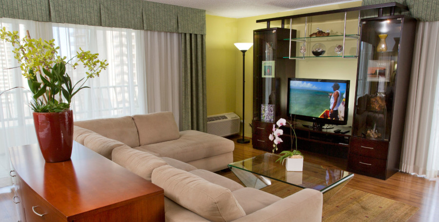 Junior Suite with Living Room